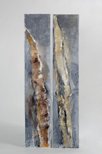 Holzkörper Dhyptichon